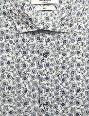 Jack & Jones - JPRBLAOCCASION MINIMAL SHIRT L/S LTN - casual skjortor - white - 2