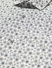 Jack & Jones - JPRBLAOCCASION MINIMAL SHIRT L/S LTN - casual skjortor - white - 3