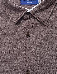 Jack & Jones - JORBARRET DETAIL SHIRT L/S FU - basic skjortor - port royale - 2