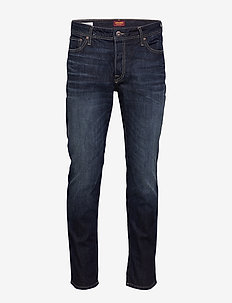 JJICLARK JJORIGINAL JOS 318 NOOS - slim jeans - blue denim