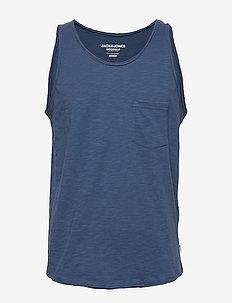JORWALLET TANK TOP STS - basis-t-skjorter - ensign blue