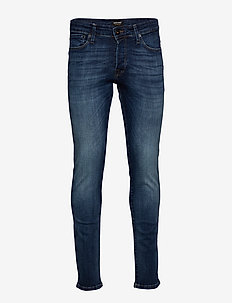 JJIGLENN JJICON JJ 057 50SPS NOOS - BLUE DENIM