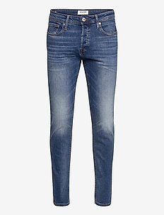 JJITIM JJORIGINAL  AM 781 50SPS NOOS - slim jeans - blue denim