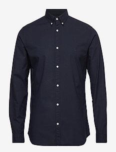 JPRLOGO STRETCH SHIRT L/S NOOS - oxford-skjorter - navy blazer