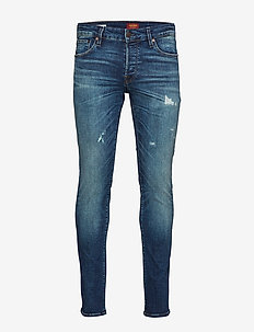 JJIGLENN JJICON JOS 424 50SPS NOOS - BLUE DENIM