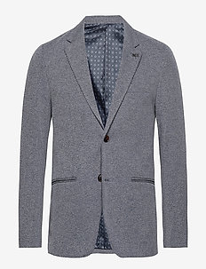 JPRSIMON BLAZER NOOS - blazers à boutonnage simple - chambray blue