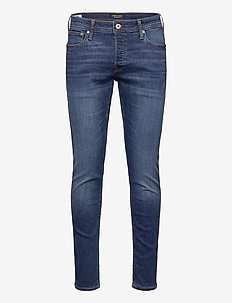 JJIGLENN JJORIGINAL AM 814 NOOS - slim jeans - blue denim