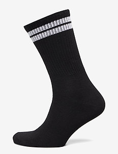 JACBELLAMY TENNIS SOCKS NOOS - BLACK