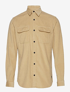 JCOCOLLY SHIRT LS WORKER - CORNSTALK