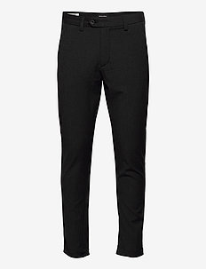 JJIMARCO JJCONNOR AKM 795 DG  HOUND NOOS - suit trousers - dark grey