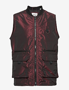 JCOVOID VEST - liivit - chinese red
