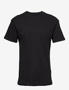 JJELIAM TEE SS CREW NECK NOOS - basic t-shirts - black