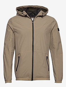 JCOSPRING LIGHT JACKET - DUNE