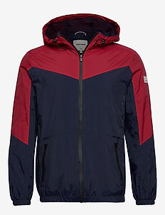 JCOSPRING LIGHT JACKET - RIO RED