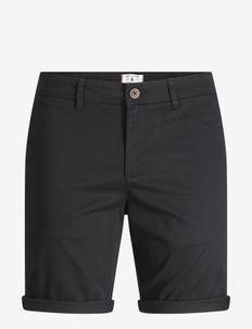JJIBOWIE JJSHORTS SOLID SA STS - shorts - black