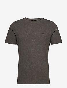 JPRBLAHARDY TEE SS CREW NECK STS - basis-t-skjorter - grey melange