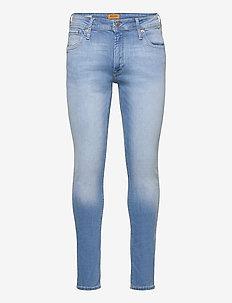 JJILIAM JJORIGINAL AGI 002 NOOS - skinny jeans - blue denim