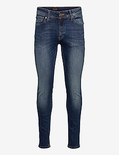 JJILIAM JJORIGINAL AGI 005 NOOS - slim jeans - blue denim