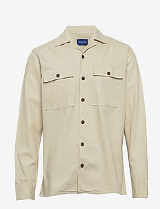 JORENOK SHIRT LS - basic shirts - silver birch