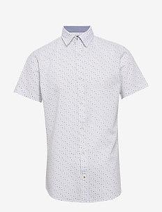 JPRBLUSUMMER JACKSON SHIRT S/S S20 - chemises à manches courtes - white