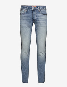 JJIGLENN JJICON JJ 657 50SPS NOOS - BLUE DENIM