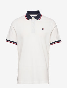JPRBLUWIN POLO SS STS - CLOUD DANCER