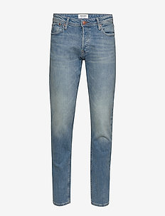 JJIMIKE JJORIGINAL AM 139 PCW NOOS - slim jeans - blue denim