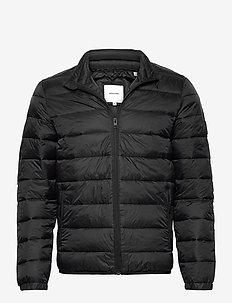 JJEMAGIC PUFFER COLLAR NOOS - padded jackets - black