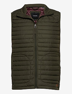 JJRICK VEST - gilets sans manches - forest night