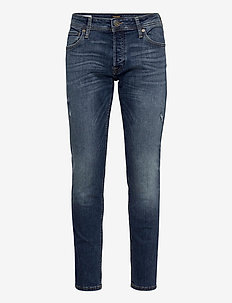 JJIGLENN JJORIGINAL AGI 035 50SPS - slim jeans - blue denim