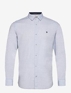 JPRBLACANNES SHIRT L/S - basic skjortor - white