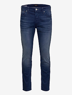 JJITIM JJORIGINAL JOS 519 NOOS - slim jeans - blue denim