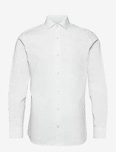 JPRBLAROYAL SHIRT L/S - basic skjortor - white
