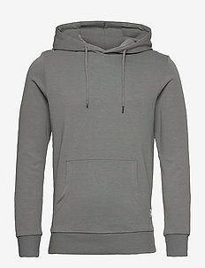JJEBASIC SWEAT HOOD NOOS - sweats à capuche - sedona sage