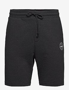 JJI SHARK JJSWEAT SHORTS AT STS - casual shorts - black