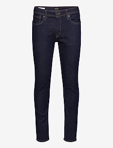 JJILIAM JJORIGINAL AGI 074 - slim jeans - blue denim