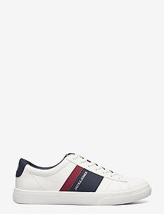 JFWMISTRY BRIGHT WHITE - låga sneakers - bright white