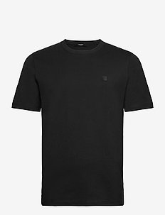 JPRBLASTUDIO SS TEE SOLID NOOS - kortärmade t-shirts - black