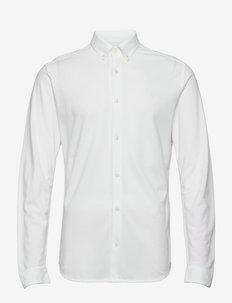 JJEPIQUE SHIRT L/S - basic skjortor - white