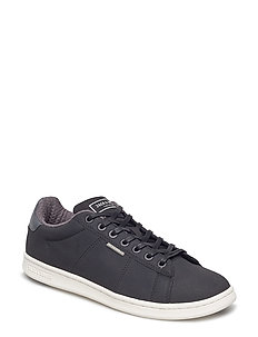JFWBANE SYNTHETIC SUEDE ANTHRACITE - ANTHRACITE