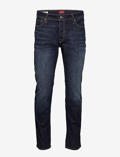 JJICLARK JJORIGINAL JOS 318 - slim jeans - blue denim