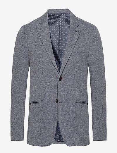 JPRSIMON BLAZER - enkeltradede blazere - chambray blue