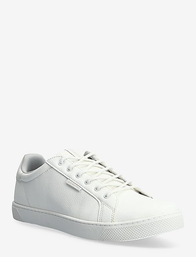 JFWTRENT BRIGHT WHITE 19 - lave sneakers - bright white