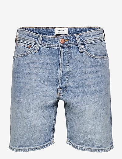 JJICHRIS JJORG SHORTS AM 957 PCW - denim shorts - blue denim