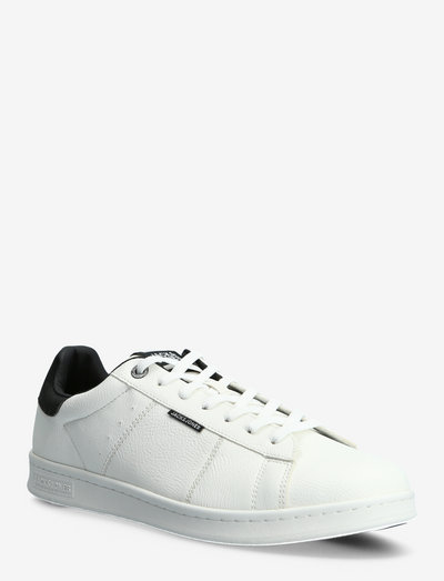 JFWBANNA WHITE/ANTHRACITE - lave sneakers - anthracite
