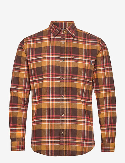 JPRBLUJAMIE SHIRT L/S ONE POCKET - ternede skjorter - cumin