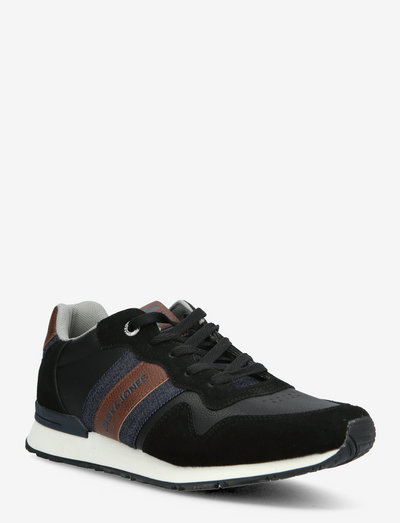 JFWSTELLAR CASUAL ANTHRACITE - lave sneakers - anthracite