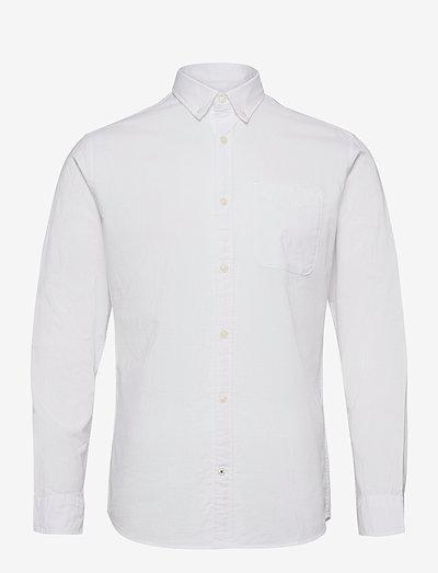 JJEOXFORD SHIRT L/S S21 - casual - white