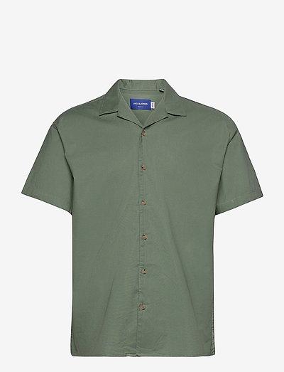 JORTOWER SHIRT SS - basic skjorter - sea spray