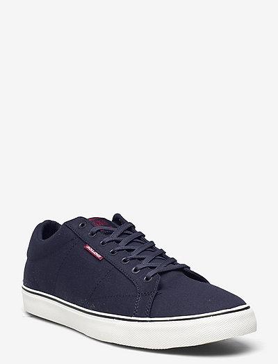 JFWCARTER CANVAS NAVY BLAZER - lave sneakers - navy blazer
